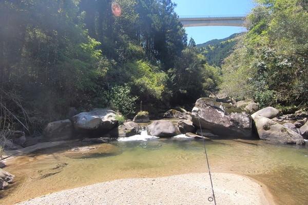 那珂川の上流